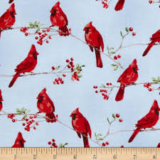 sneak preview winter bird fabric bags of a feather