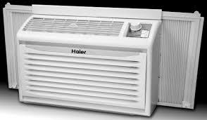hwf05xck haier 5 000 btu mechanical window air conditioner with