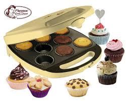 jeux de cuisine de cupcake bestron dkp2828 machine à cupcake petits gâteaux à la mode 1400 w