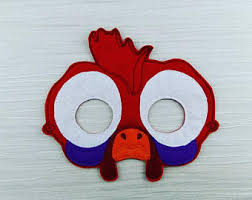 Rooster Halloween Costume Hei Hei Rooster Etsy