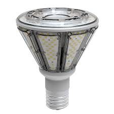 led l post bulbs post top led 50 watt corn cob e39 mogul base b type 7500