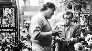 Woody Allen Carnegie Deli In Nyc Pastrami Sandwich Spot U0027s Past Woody Allen
