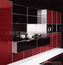 Modern Glass Kitchen Cabinets Modern Kitchen Cabinet Doors Decorating Clear