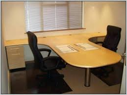 long desk for 2 desk for two people macky co