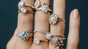 engagement finger rings images Engagement ring trends you 39 ll swoon over in 2018 southern living jpg