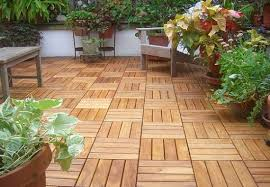 Wood Patio Flooring by 5 Qualities To Expect From Wood Patio Tiles Johnson Patios