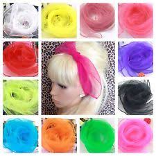 80s hair styles with scarves women s chiffon scarves ebay