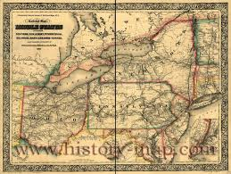 Ohio Pennsylvania Map by Railroad Map