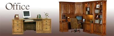 Solid Wood Executive Office Furniture by Solid Wood Corner Desk Home Office Solid Wood Office Desk With