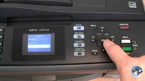 brother printer mfc j220 resetter how to do head cleaning in a brother mfc j410w printer youtube