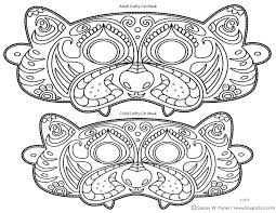 free printable mardi gras coloring pages for kids archives
