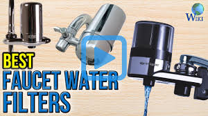 top 8 faucet water filters of 2017 video review