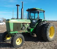 1976 john deere 4430 tractor item l3370 sold january 25