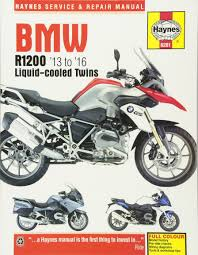 bmw r1200 u002713 to u002716 liquid cooled twins haynes service u0026 repair