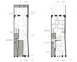 modern architecture optical store floor plan architecture design