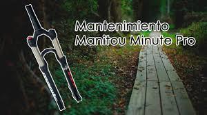 mantenimiento completo manitou minute pro youtube