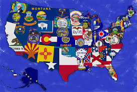Map Of Usa With States Labeled by United States Map Wallpaper Wallpapersafari