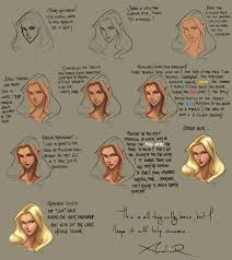 tutorial on how i shade faces by ancalinar