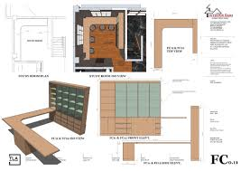 study room floor plan country height kajang selangor design project