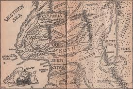 Eragon Map Galley Of Fantasy Book Maps Fantasy