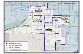 Arizona State University Campus Map by Arizona Lds Single Ysa And Wards