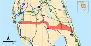 Map Of Florida Turnpike by Www Peaktraffic Org