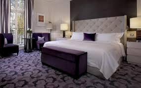 chambre tete de lit une tête de lit capitonnée pour un beau style de votre chambre à