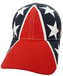American Flag Snapback Hat All Over Confederate Flag Cotton Snapback Hat