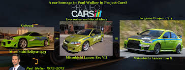 Project Car Memes - paul walker car homage in project cars by nissangtrfan on deviantart