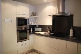 cuisine four encastrable frigo encastrer meuble cuisine frigo four encastrable conception de