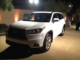 toyota highlander sales review 2014 toyota highlander the about cars