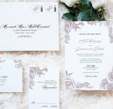 wedding invitations with photos luxury wedding invitations custom designed stationery ceci new