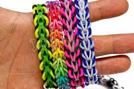 looms bracelet easy images How to make a rainbow loom tribal fishtail bracelet easy jpg