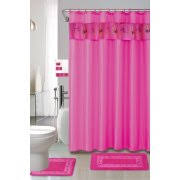 Bathroom Sets Shower Curtain Rugs Shower Curtain Sets With Rugs