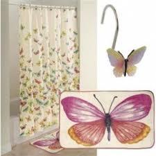 butterfly shower curtain hooks foter