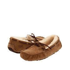 ugg womens shoes ebay ugg s dakota moccasin chestnut 8 b m us ebay