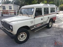 land rover santana turbodiesel 4x4 offroad 1983 1984 1985 1987