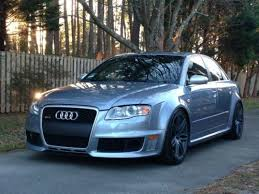supercharged audi rs4 for sale buy used 2007 audi rs4 supercharged kw v3s miltek exhaust