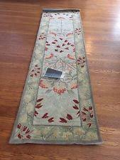 Pottery Barn Rug Runners Area Rugs In Brand Pottery Barn Material 21 Color Green Ebay