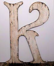 wooden letters french country home décor plaques u0026 signs ebay