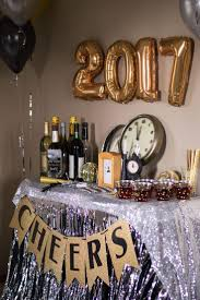 New Year Decoration Ideas For Home by New Years Party Decor Home Design Ideas