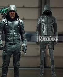 Green Arrow Halloween Costume Green Arrow Oliver Queen Cosplay Costume Green Arrow Season 5