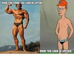 Speedo Meme - how youthink you look in speedo how you look in speedo meme on me me