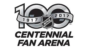 nhl centennial fan arena nhl centennial fan arena visits philadelphia april 8