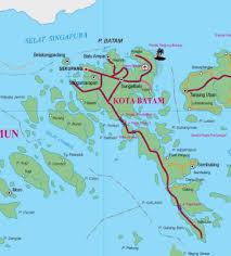 map batam trivia city archi pelago fastfact