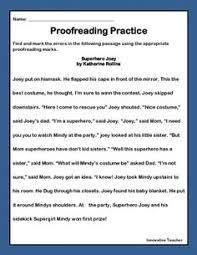 Editing And Proofreading Worksheets Editing Homophones And Proofreading Series Worksheet Sle
