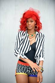 celebrity hairstyle ideas for women rihanna red hairstyles