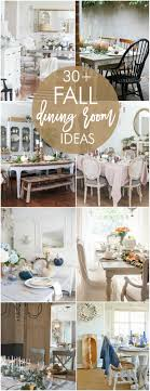 decorating dining room ideas 30 fall dining room and tablescape ideas