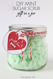 handmade gifts for grown ups lulastic and the hippyshake bottle fun mason jar gift ideas love grows wild homemade mint sugar scrub perfect