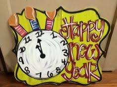 Door Decoration For New Year by Happy New Year Door Hanger Hat By Shop3seventeen On Etsy Burlap